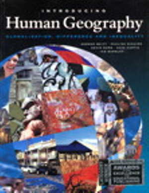 Cover of Introduction to Human Geography