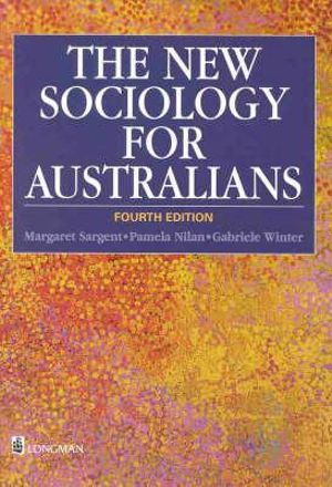 Cover of The New Sociology for Australians