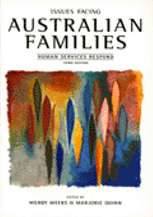 Cover of Issues Facing Australian Families