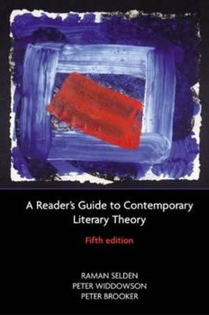 Cover of A Reader's Guide to Contemporary Literary Theory