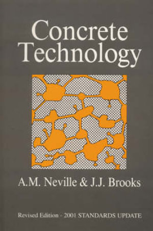 Cover of Concrete technology