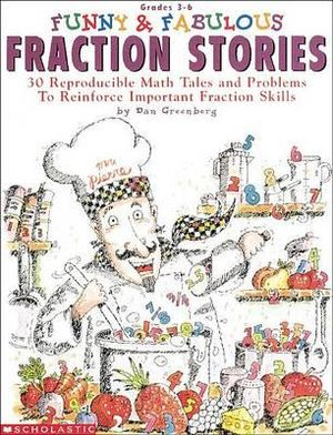 Cover of Funny and Fabulous Fraction Stories
