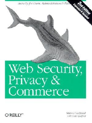 Cover of Web Security, Privacy & Commerce