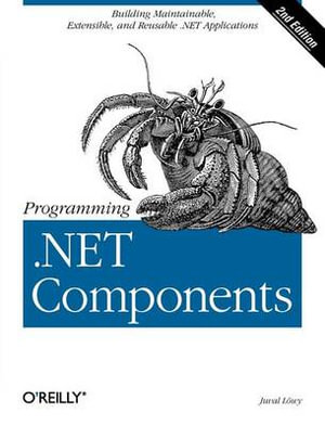 Cover of Programming .NET Components
