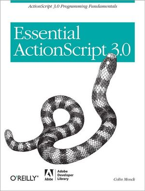 Cover of Essential ActionScript 3.0