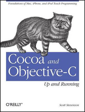 Cover of Cocoa and Objective-C