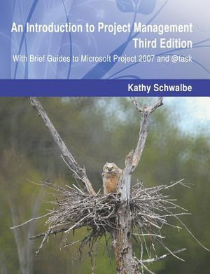 Cover of An Introduction to Project Management, Third Edition