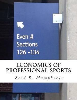 Cover of Economics of Professional Sports