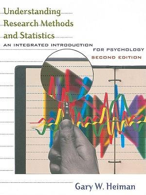 Cover of Understanding Research Methods and Statistics