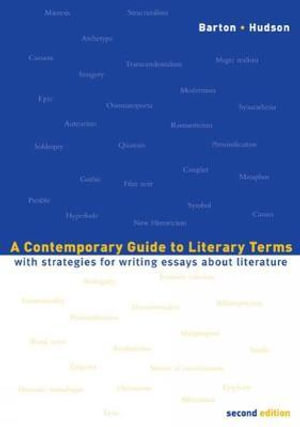 Cover of A Contemporary Guide to Literary Terms