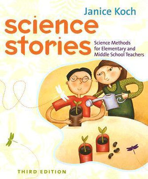 Cover of Science Stories