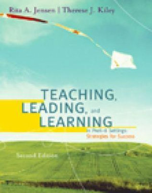 Cover of Teaching, Leading, and Learning in Pre K-8 Settings