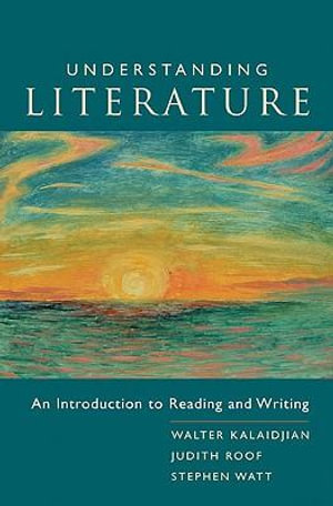 Cover of Understanding Literature