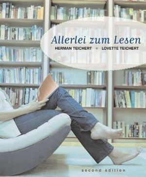 Cover of Allerlei Zum Lesen