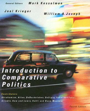 Cover of Introduction to Comparative Politics