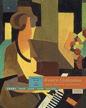 Cover of Western Civilization, Volume 2