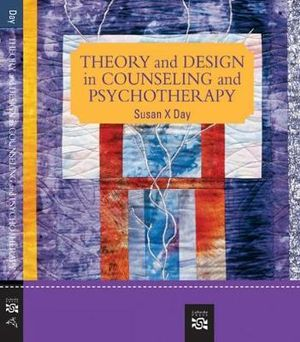 Cover of Theory and Design in Counseling and Psychotherapy