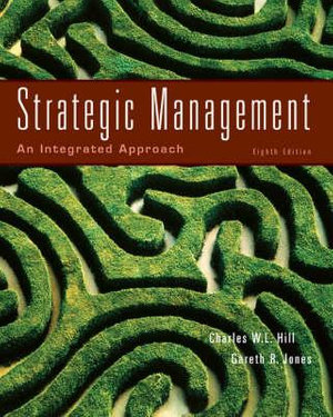 Cover of Strategic Management: An Integrated Approach
