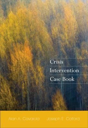 Cover of Crisis Intervention Case Book