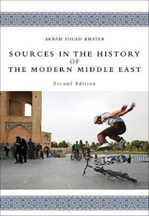Cover of Sources in the History of the Modern Middle East