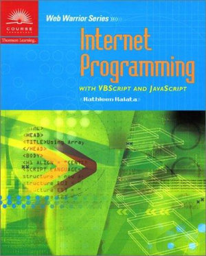 Cover of Internet Programming with VBScript and JavaScript