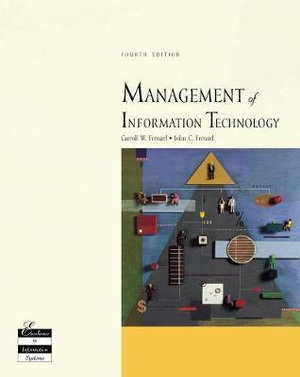 Cover of Management of Information Technology