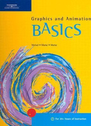 Cover of Graphics and Animation Basics