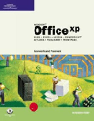 Cover of Microsoft Office XP