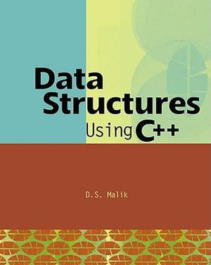 Cover of Data Structures Using C++