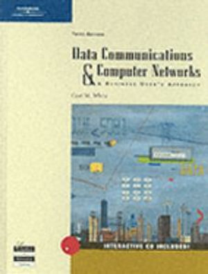 Cover of Data Communications and Computer Networks