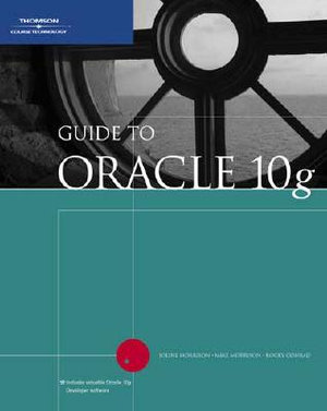 Cover of Guide to Oracle 10g