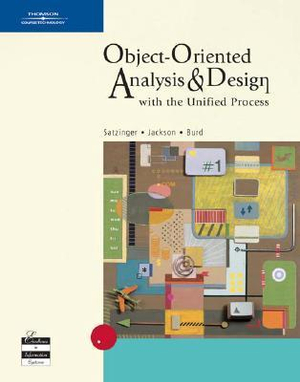Cover of Object-Oriented Analysis and Design with the Unified Process