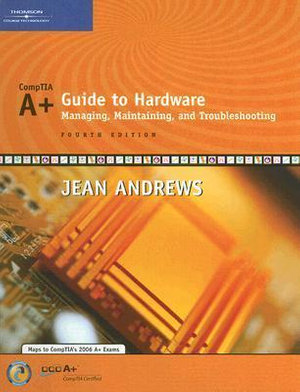 Cover of A+ Guide to Hardware