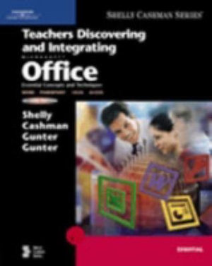 Cover of Teachers Discovering and Integrating Microsoft Office