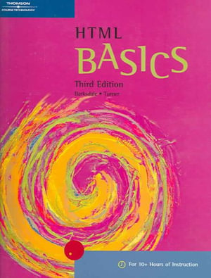 Cover of HTML BASICS, Third Edition
