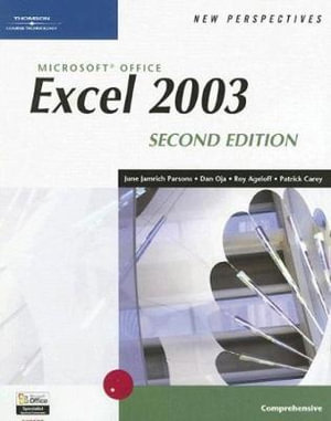 Cover of New Perspectives on Microsoft Office Excel 2003