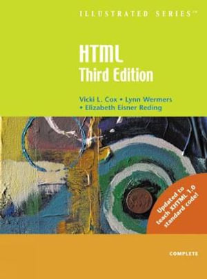 Cover of HTML Illustrated Complete