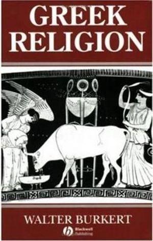 Cover of Greek Religion