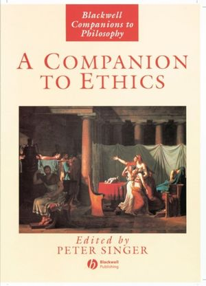 Cover of A Companion to Ethics