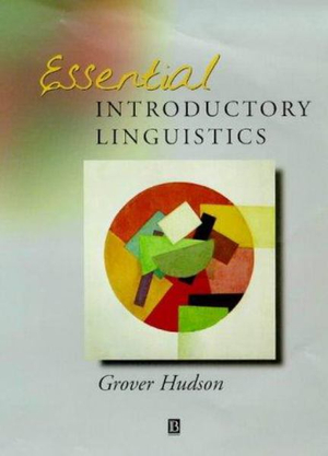Cover of Essential Introductory Linguistics