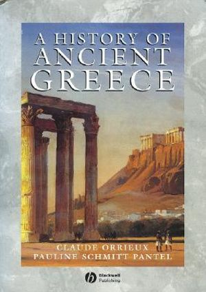 Cover of A History of Ancient Greece
