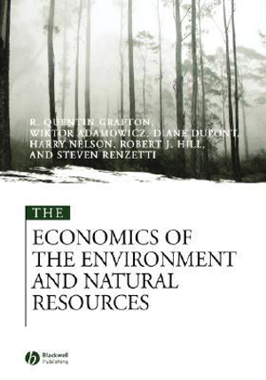 Cover of The Economics of the Environment and Natural      Resources