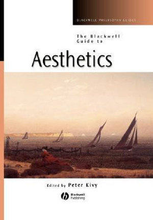 Cover of The Blackwell Guide to Aesthetics