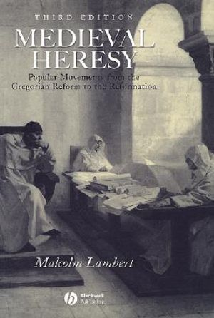 Cover of Medieval Heresy