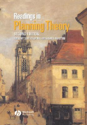 Cover of Readings in Planning Theory