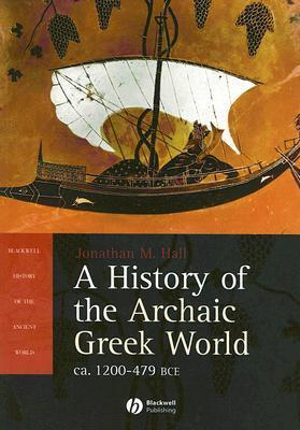 Cover of A History of the Archaic Greek World