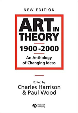 Cover of Art in Theory 1900 - 2000