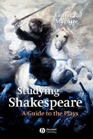 Cover of Studying Shakespeare