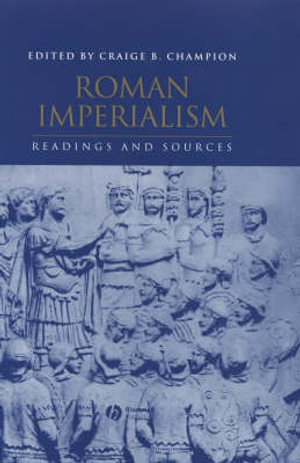 Cover of Roman Imperialism