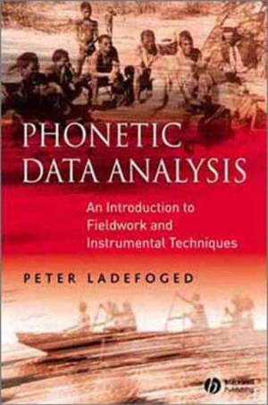 Cover of Phonetic Data Analysis